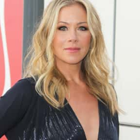 Christina Applegate is listed (or ranked) 6 on the list Famous People Named Christina