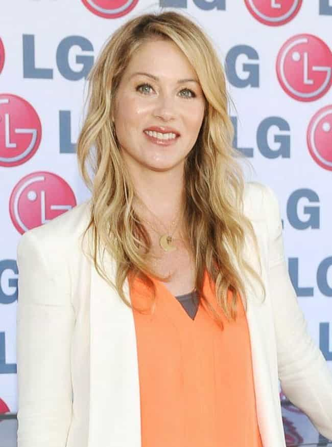 Christina Applegate is listed (or ranked) 3 on the list Famous Breast Cancer Survivors
