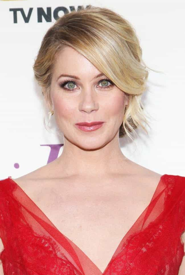 Christina Applegate is listed (or ranked) 2 on the list Famous Friends of Conan O'Brien