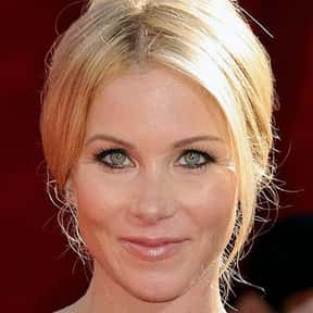 Christina Applegate is listed (or ranked) 23 on the list Celebrities Who Are Secret Geeks