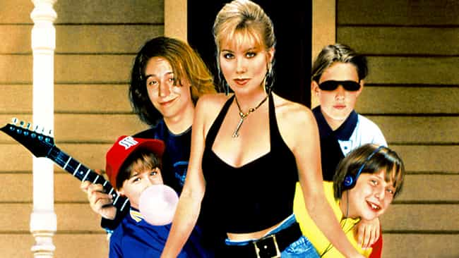 Christina Applegate is listed (or ranked) 3 on the list The Movie Babysitters You'd Most Want to Bang