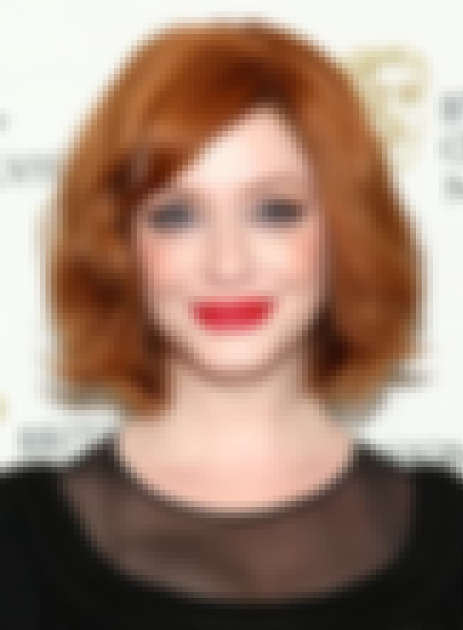 Christina Hendricks is listed (or ranked) 7 on the list 17 Delicious Celebrity Family Recipes