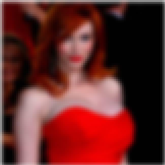 Christina Hendricks is listed (or ranked) 4 on the list Celebrity Jessica Rabbit Look Alikes