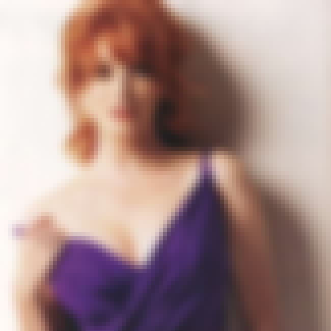 Christina Hendricks is listed (or ranked) 1 on the list 15 Actresses Who Can Pull Off Red Monika