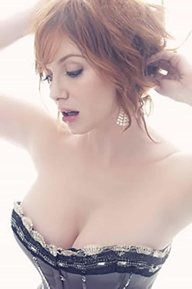 Christina Hendricks is listed (or ranked) 1 on the list The Hottest Women from Mad Men