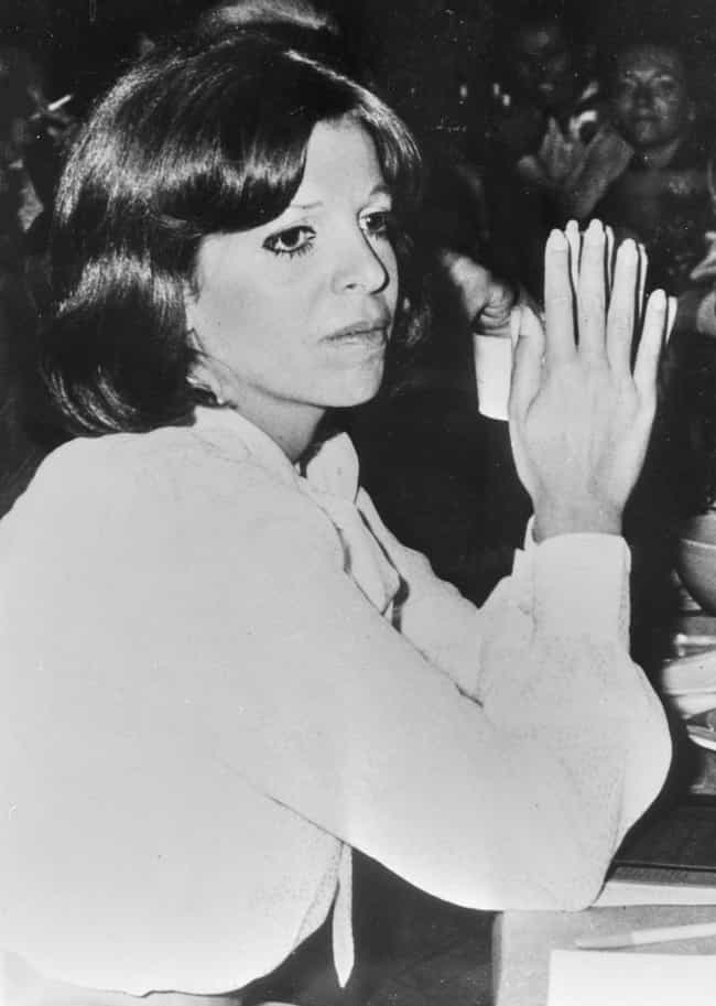 Christina Onassis is listed (or ranked) 11 on the list Warren Beatty's Loves  &