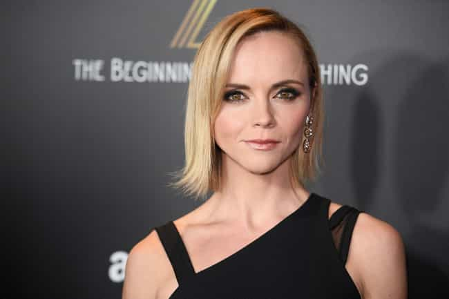 Christina Ricci is listed (or ranked) 4 on the list Celebrities Who Live in Silver Lake