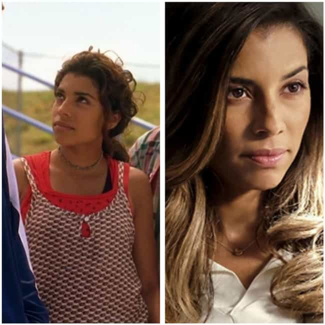Christina Vidal is listed (or ranked) 3 on the list The Cast Of 'Brink!': Where Are They Now?