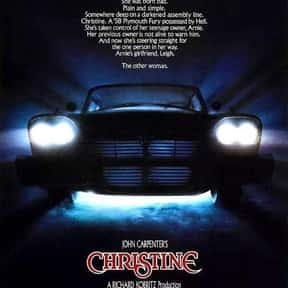 Christine is listed (or ranked) 23 on the list The Best Horror Movies Of The 1980s