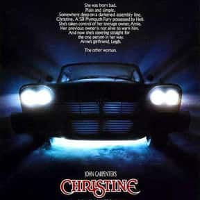 Christine is listed (or ranked) 20 on the list The Best Thriller Movies of the 1980s