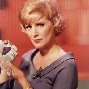 Christine Chapel is listed (or ranked) 18 on the list The Greatest Nurses in TV History