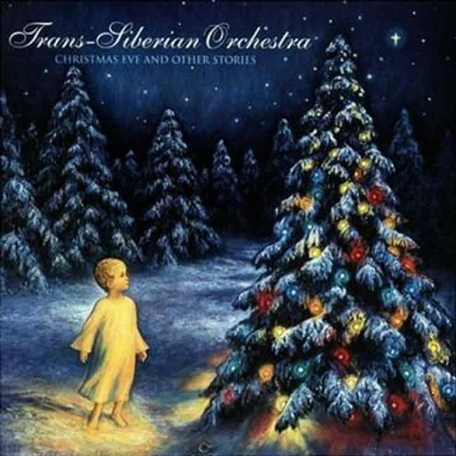 Christmas Eve and Other ... is listed (or ranked) 1 on the list The Best Trans-Siberian Orchestra Albums of All Time