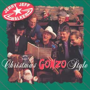Christmas Gonzo Style is listed (or ranked) 9 on the list The Best Jerry Jeff Walker Albums of All Time