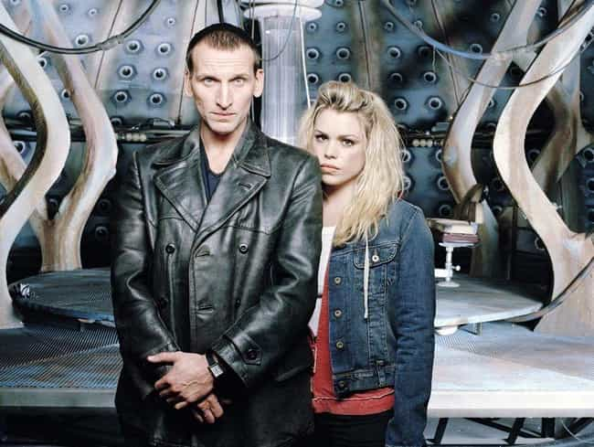 Christopher Eccleston is listed (or ranked) 2 on the list Stars Who Left TV Shows After One Season