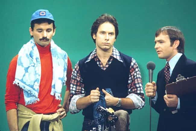 Christopher Guest is listed (or ranked) 4 on the list The Best One Season SNL Cast Members