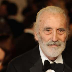 Christopher Lee is listed (or ranked) 11 on the list Who Is The Most Famous Chris In The World?