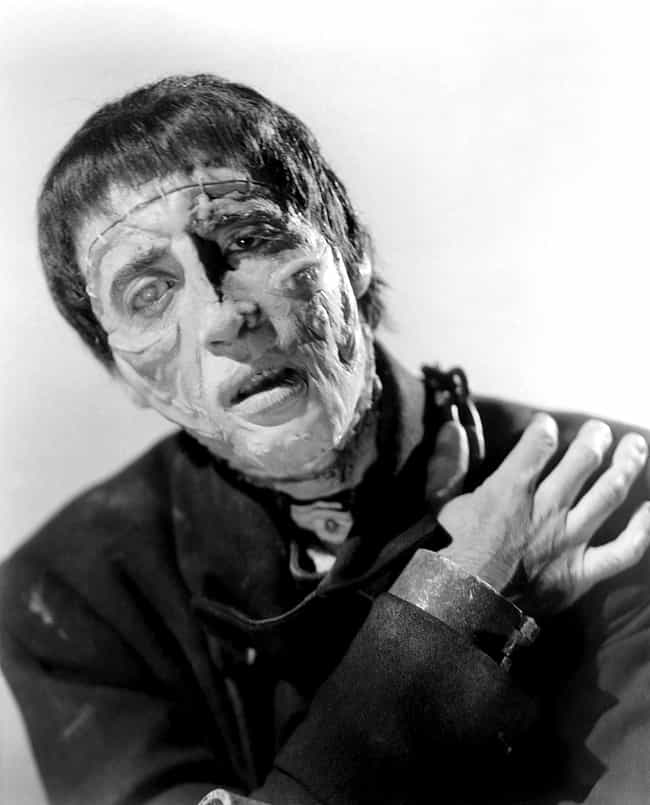 Christopher Lee is listed (or ranked) 8 on the list The Best Actors Who Played Frankenstein's Monster