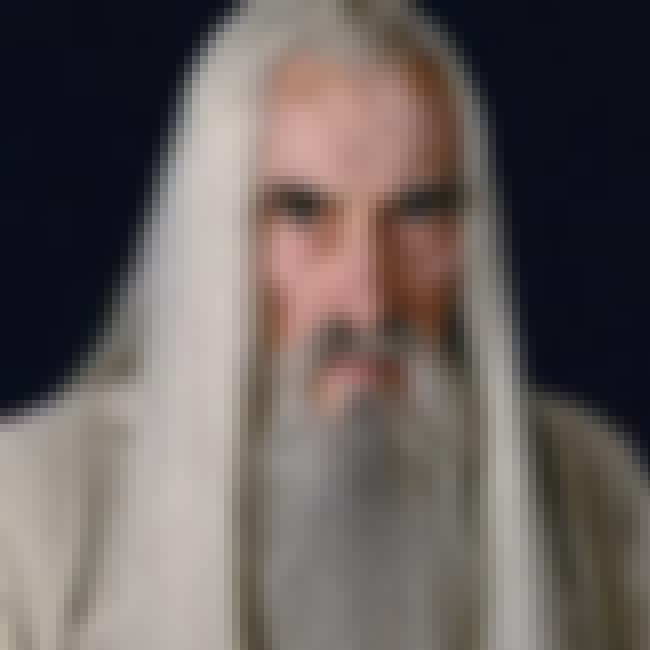 Christopher Lee is listed (or ranked) 2 on the list Actors Who Always Seem To Play Villains
