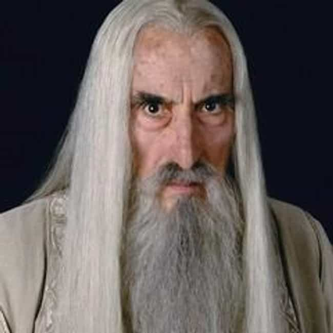 Christopher Lee is listed (or ranked) 1 on the list Actors Who Always Seem To Play Villains