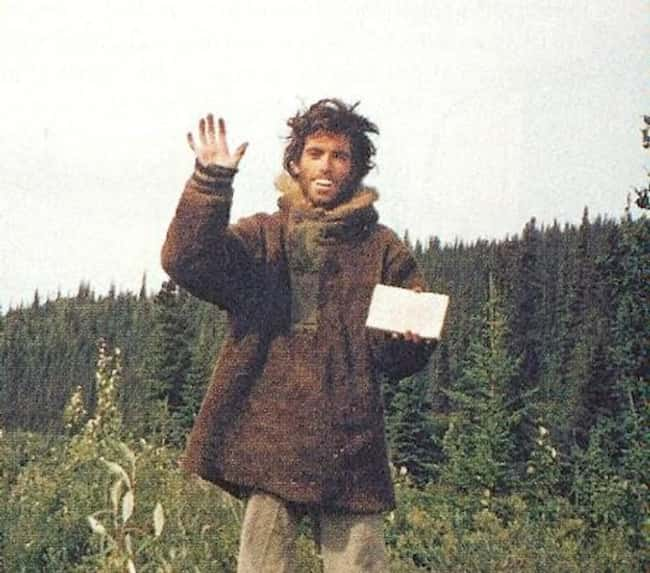 Christopher Johnson McCandless is listed (or ranked) 22 on the list The Last Known Photos of 52 Famous People