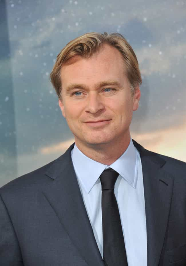 christopher nolan is listed or ranked 7 on the list 20 celebrities you didn