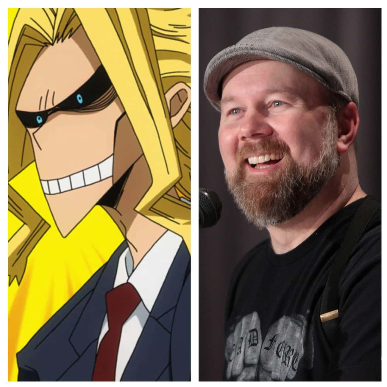 Christopher Sabat is listed (or ranked) 1 on the list The 15 Greatest English Anime Voice Actors Of All Time
