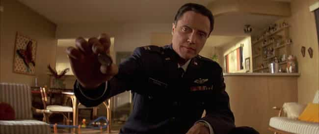 Christopher Walken is listed (or ranked) 1 on the list The Greatest Single-Scene Performances In Movie History