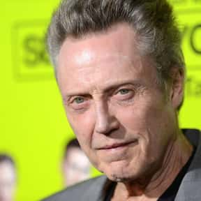 Christopher Walken is listed (or ranked) 19 on the list The Greatest Actors & Actresses in Entertainment History