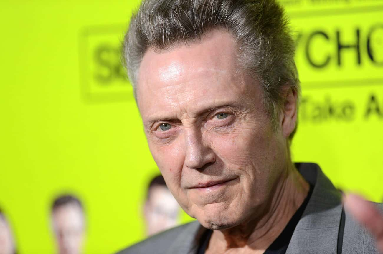 Christopher Walken is listed (or ranked) 2 on the list Celebrities Who NEED to Write a Tell-All