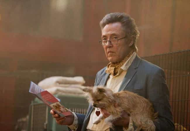 Christopher Walken is listed (or ranked) 4 on the list Celebrities Who Got Banned On Social Media