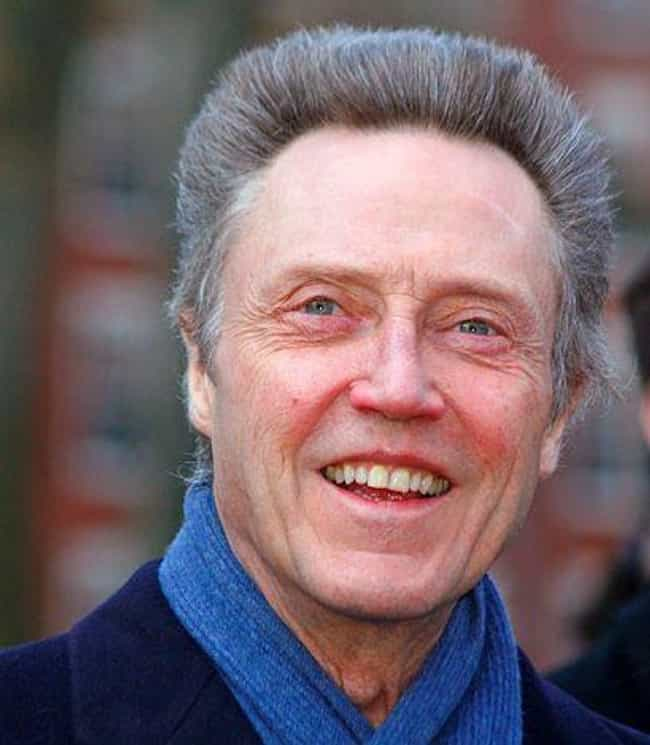 Christopher Walken is listed (or ranked) 2 on the list Celebrities Who Had Weird Jobs Before They Were Famous