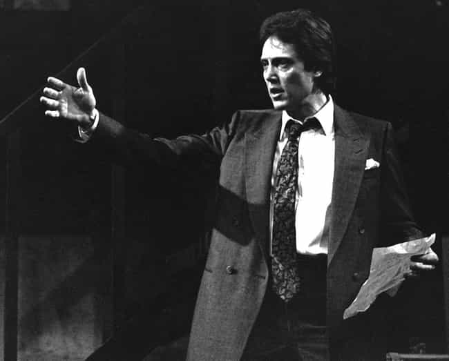 Christopher Walken is listed (or ranked) 3 on the list 26 Actors You Didn't Know Were in Musical Theatre