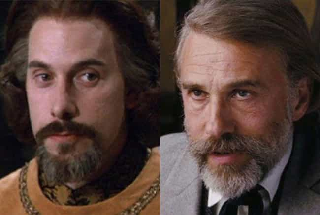 Christoph Waltz is listed (or ranked) 2 on the list Who Would Star In 'The Princess Bride' If It Were Made Today?
