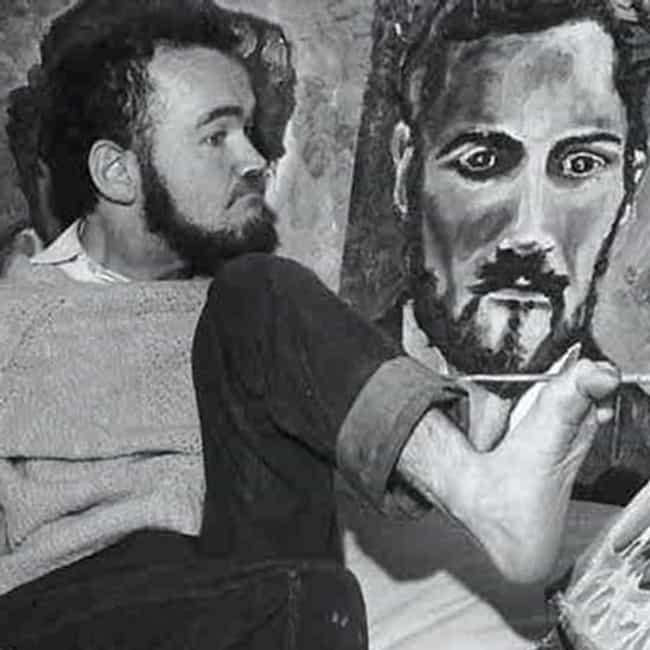 Christy Brown is listed (or ranked) 3 on the list 13 Famous People with Cerebral Palsy