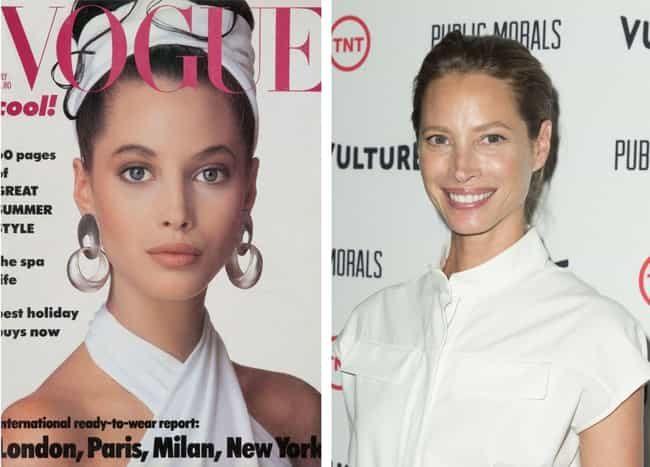 Christy Turlington Burns... is listed (or ranked) 4 on the list '90s Supermodels Who Are Out There Succeeding In Other Fields