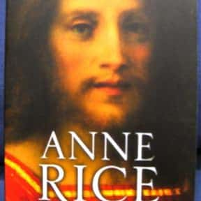 Christ the Lord: The Road to C is listed (or ranked) 21 on the list The Best Anne Rice Books