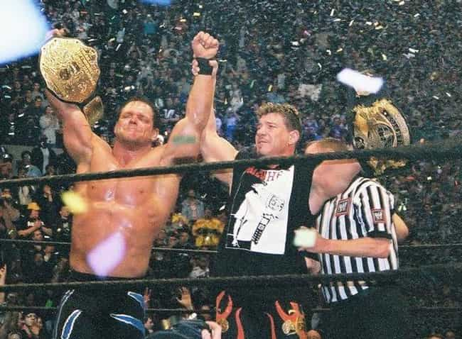 Chris Benoit is listed (or ranked) 4 on the list Professional Wrestlers Who Died Young