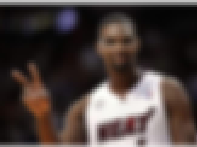 Chris Bosh is listed (or ranked) 4 on the list 26 Athletes Who Are Nerds