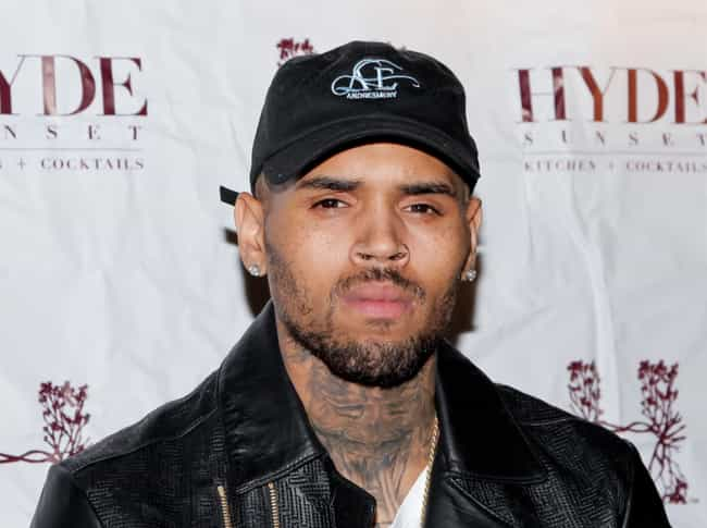 Chris Brown is listed (or ranked) 2 on the list Famous Male Rappers