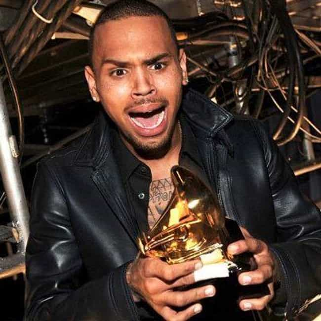 Chris Brown is listed (or ranked) 2 on the list The Worst Artists to Win a Grammy Award