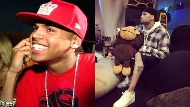 Chris Brown is listed (or ranked) 3 on the list The Most Memorable Teens On 'My Super Sweet 16' - Where Are They Now?