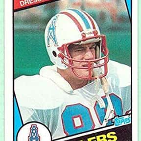 Chris Dressel is listed (or ranked) 12 on the list The Best Tennessee Titans Tight Ends Of All Time