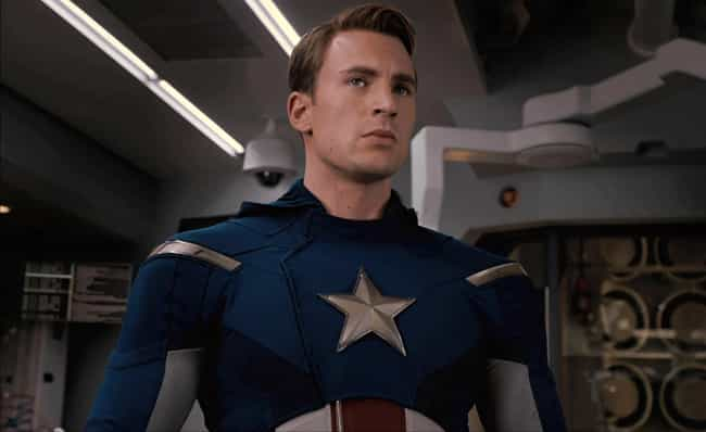 Chris Evans is listed (or ranked) 5 on the list The Best Marvel Superhero Movie Actors