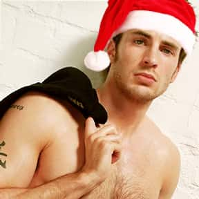 Chris Evans is listed (or ranked) 3 on the list Male Celebrities You'd Want Under Your Christmas Tree