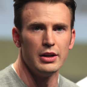Chris Evans is listed (or ranked) 2 on the list The Hottest Male Celebrities of All Time