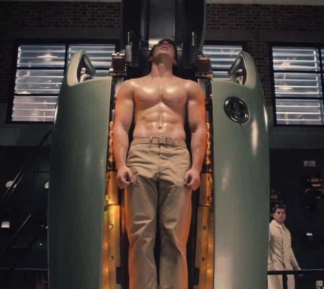 Chris Evans is listed (or ranked) 1 on the list The Male Celebrities With The Best Abs