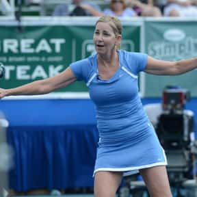 Chris Evert is listed (or ranked) 5 on the list The Shortest Women's Tennis Players Of All Time, Ranked