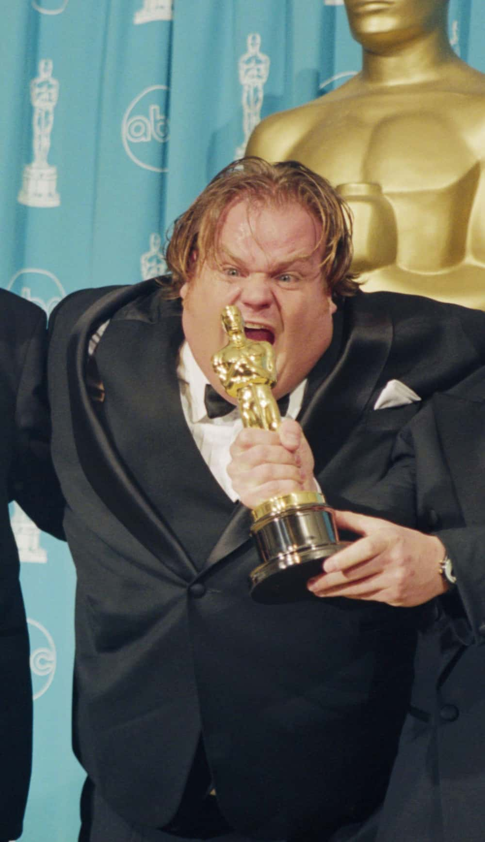 Chris Farley is listed (or ranked) 1 on the list The Top 10 Fattest Celebrities Who Died Young