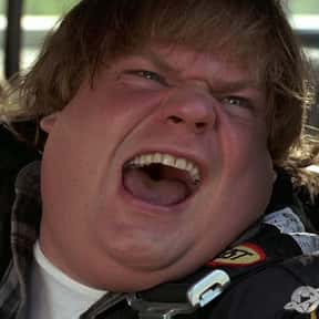 Chris Farley is listed (or ranked) 10 on the list The Funniest Slapstick Comedians of All Time