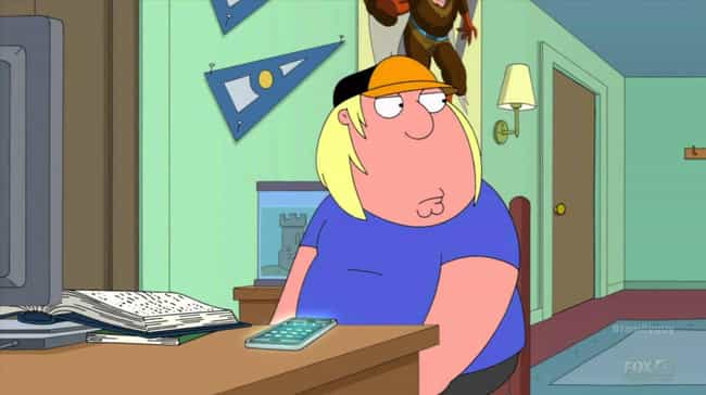 Chris Griffin is listed (or ranked) 3 on the list Which 'Family Guy' Character Are You According To Your Zodiac Sign?